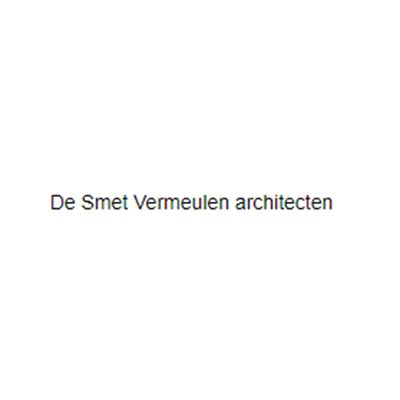 de smet vermeulen architecten-big